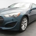 2013 Parabolica Blue Hyundai Genesis Coupe 2 0t Premium 79320802 Photo 6 Gtcarlot Com Car Color Galleries