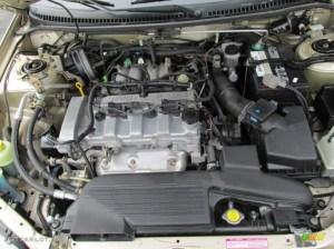2000 Mazda Protege Lx Engine Diagram 2000 Mazda Millenia S