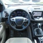 2014 Ford Escape Titanium 1 6l Ecoboost Medium Light Stone Dashboard Photo 82488338 Gtcarlot Com