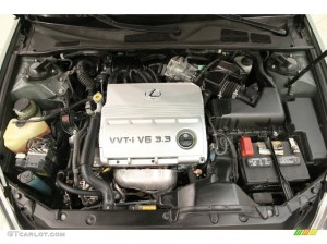 2005 Lexus ES 330 Engine Photos   GTCarLot