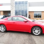 2008 Code Red Metallic Nissan Altima 3 5 Se Coupe 90745970 Gtcarlot Com Car Color Galleries