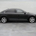 Black 2012 Volkswagen Passat V6 Sel Exterior Photo 93899395 Gtcarlot Com