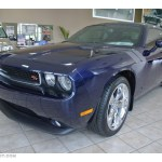 2014 Jazz Blue Pearl Coat Dodge Challenger R T 93983898 Gtcarlot Com Car Color Galleries