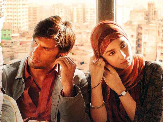 Image result for gully boy review