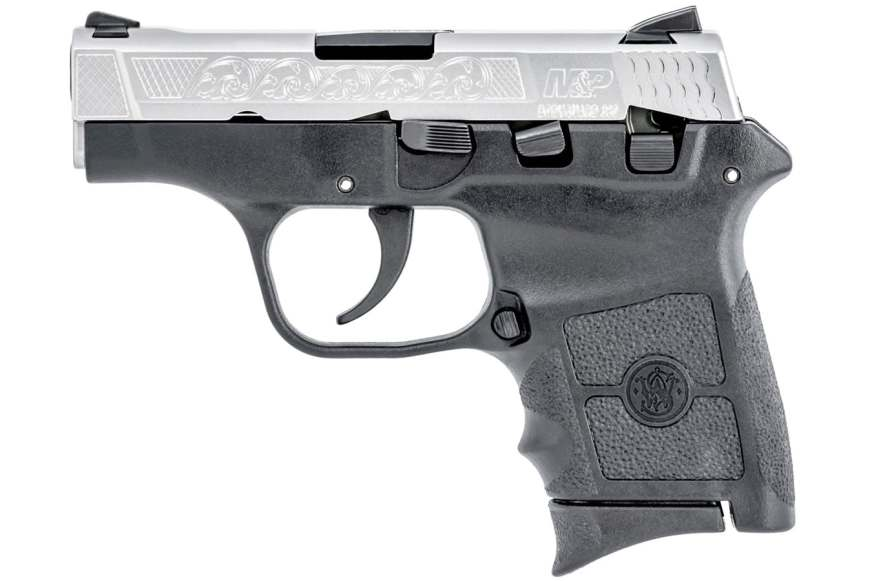 Smith & Wesson M&p Bodyguard 380 Engraved - For Sale - New ...
