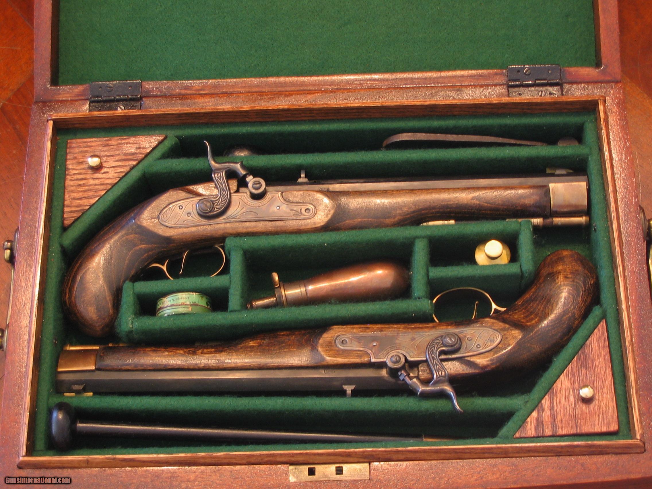 Set Sale Pistol Dueling