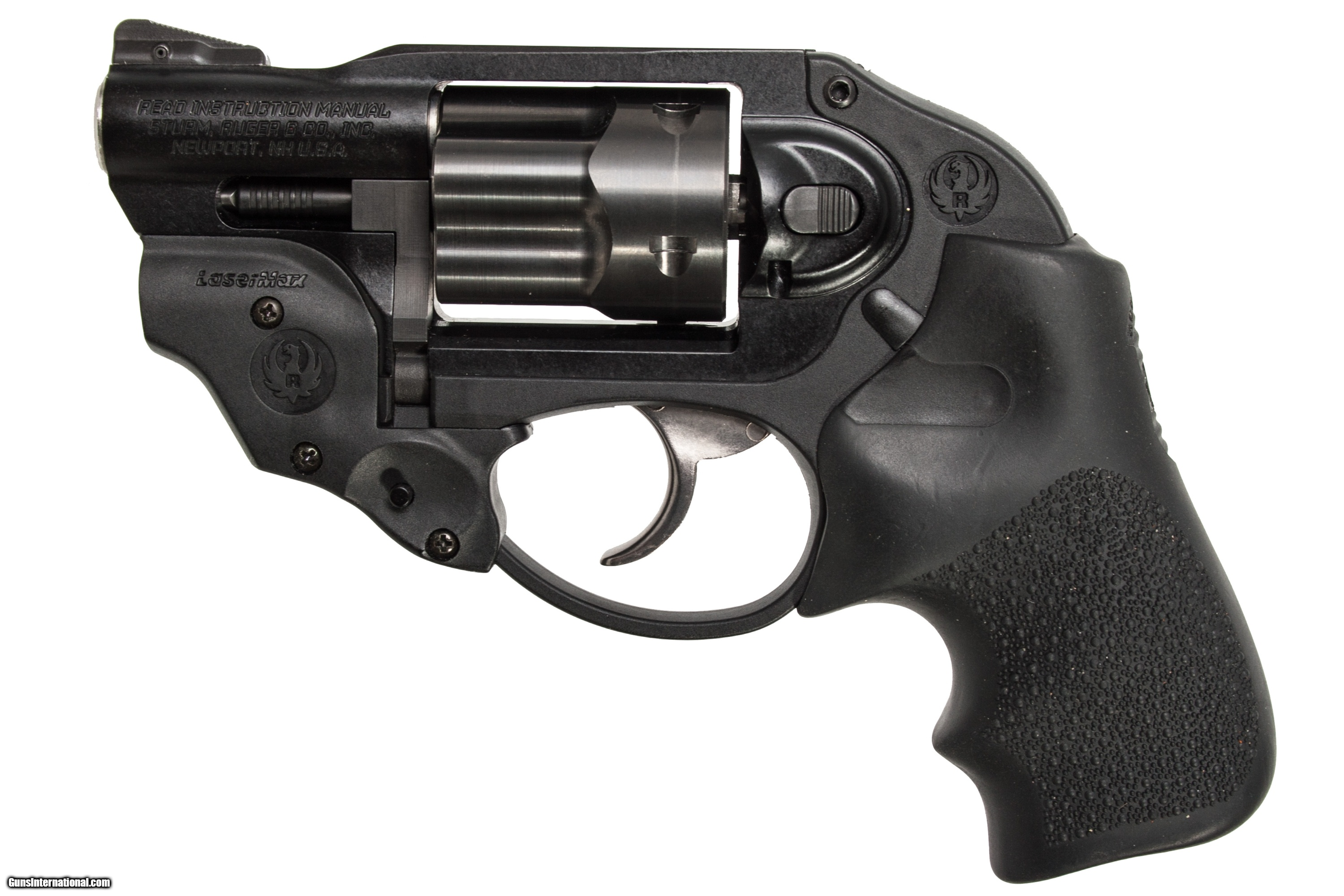 Ruger Lcr 38 Spl P Used Gun Inv