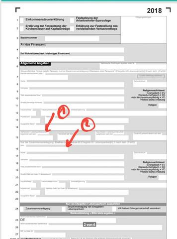 Steuerklassen In Deutschland Steuerklassen 1