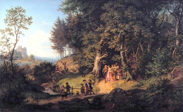 Romantik Epoche Kunst Romantik Malerei Der Romantik Bei Www