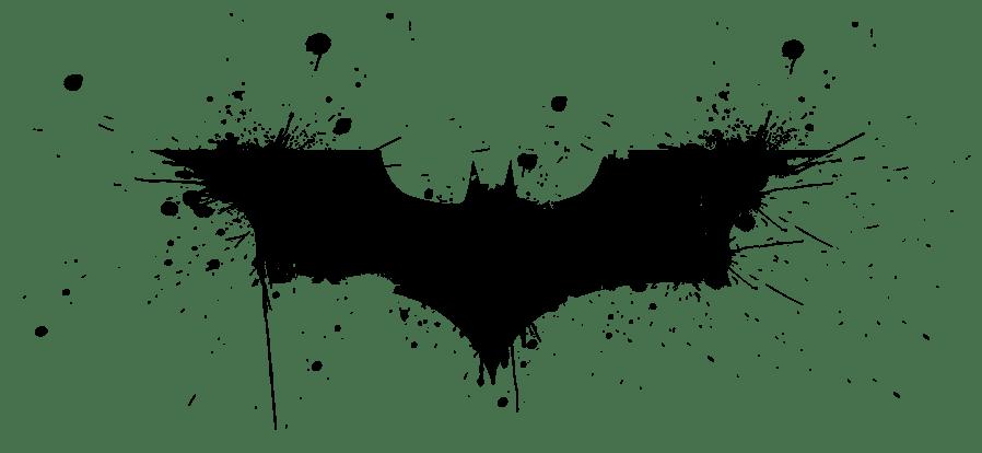 From The Batman Symbol Dark Knight Rises