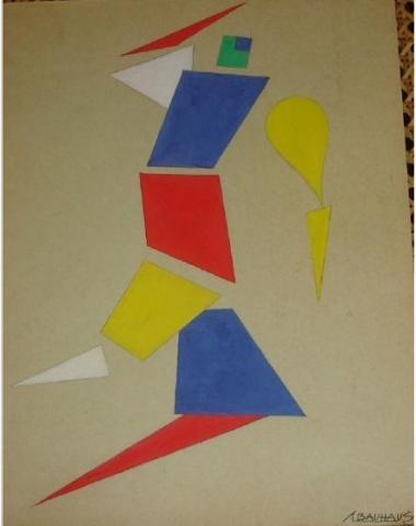Bauhaus Aquarell Was Ist Das Kunst Farbe Malerei