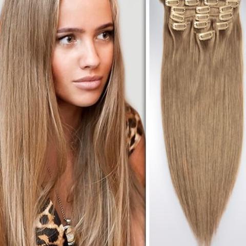Blondierte Haare Auf Mittel Blond Caramel Färben Mit Garnier