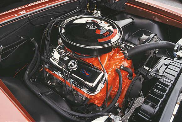 Gab es den 396 Motor nur im ´68 Camaro SS? (Auto, Oldtimer