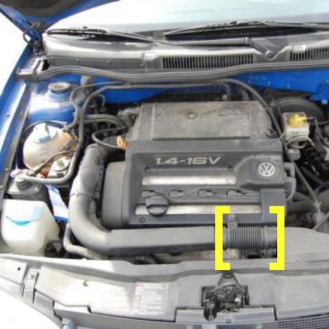 Golf 4 Wie Heisst Dieses Teil Im Motorraum Auto Ersatzteile