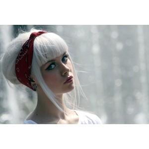 haare weiß bleichen färben mit 15 frisör weiße haare