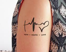 Habe Eine Tattoo Vorlage Für Glaube Liebe Hoffnung
