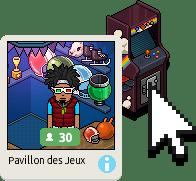 Pavillon des jeux