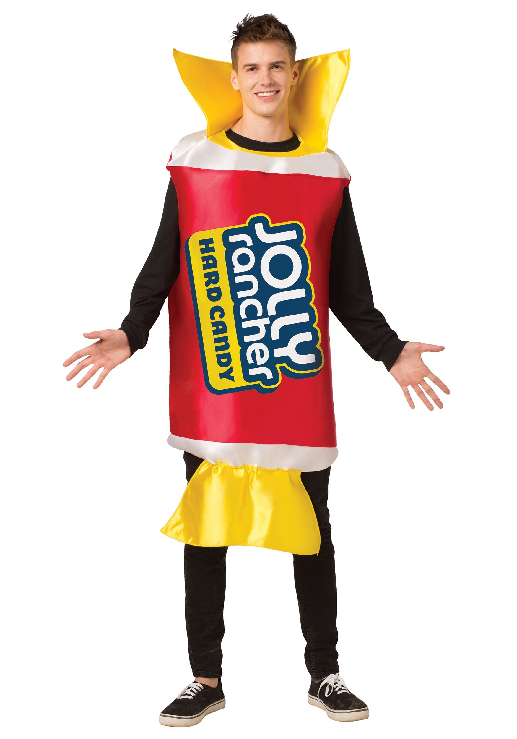 Cherry Jolly Rancher Costume For Adults