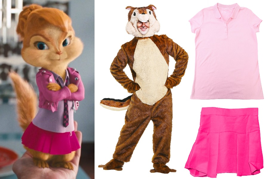Brittany Miller Chipmunk Outfits