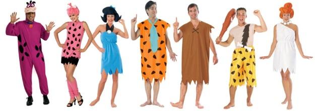 8 Nostalgic Halloween Costume Ideas For Groups Costumes Blog  sc 1 st  Cartoonview.co & flintstones family halloween costumes | Cartoonview.co