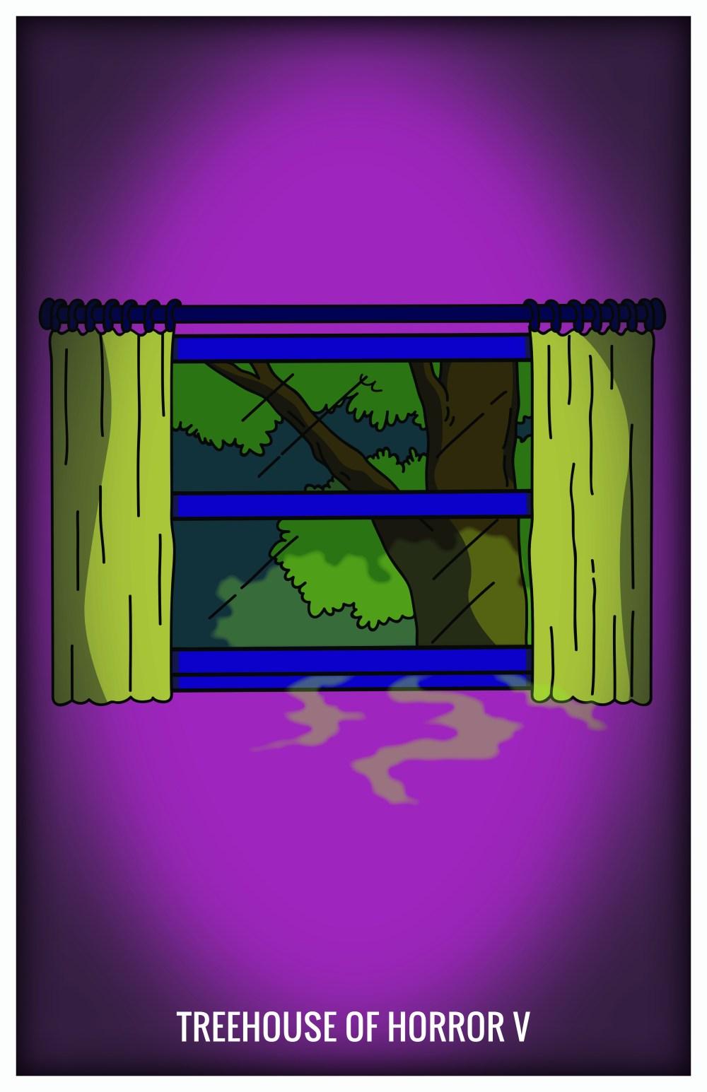 Treehouse of Horror - Treehouse of Horror V