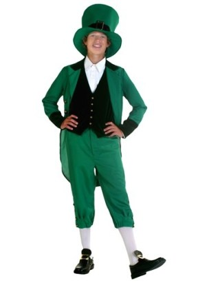 Teen Leprechaun Costume