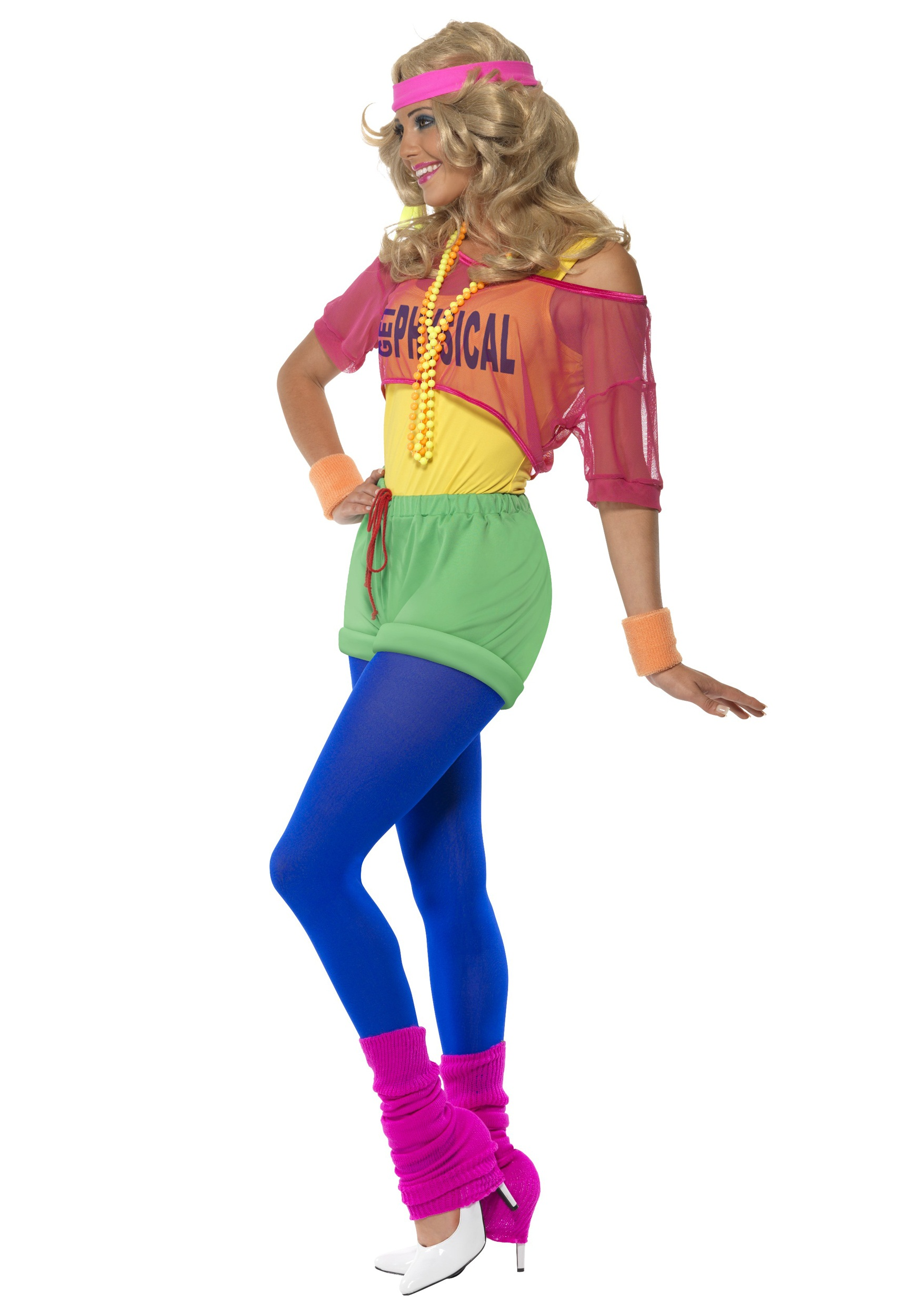 Image result for 80s chick costume