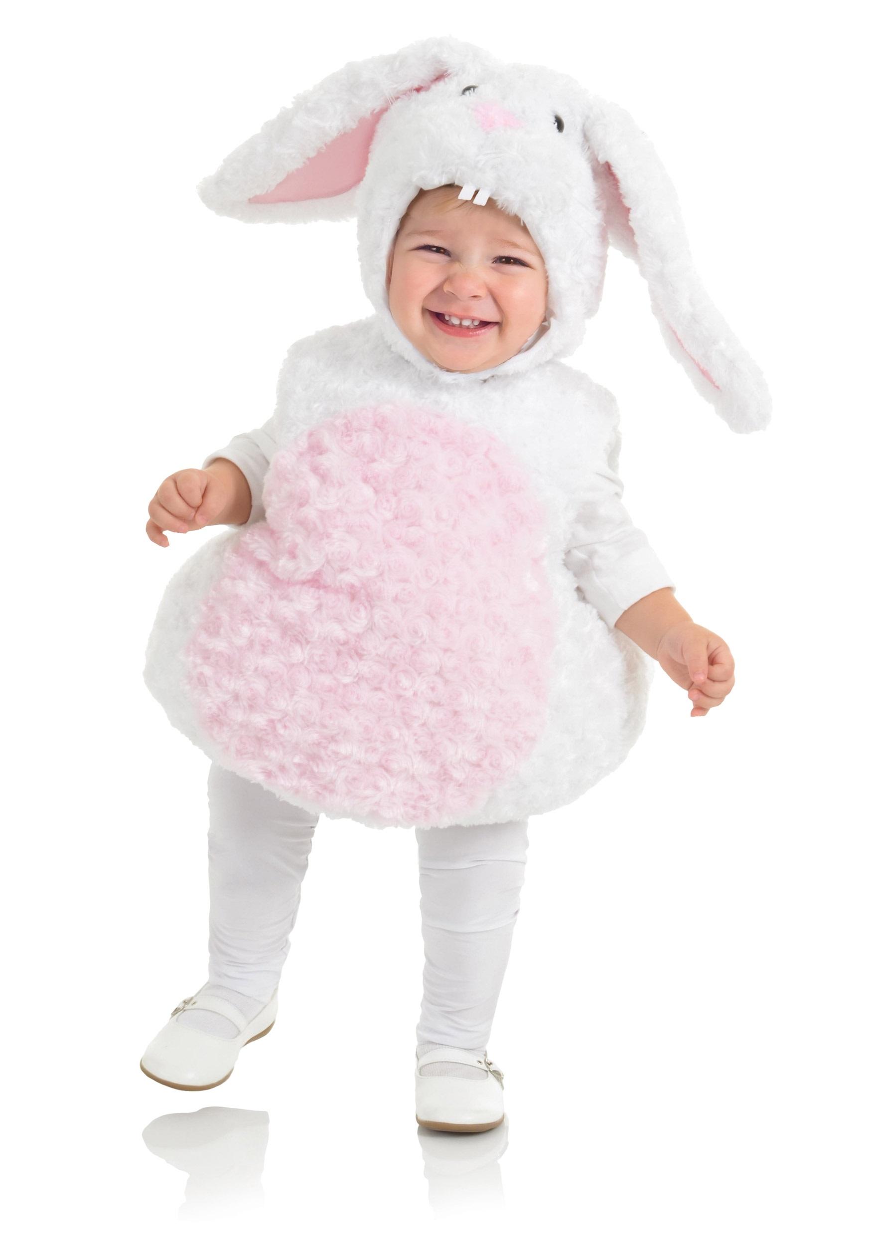 Rabbit Toddler Costume