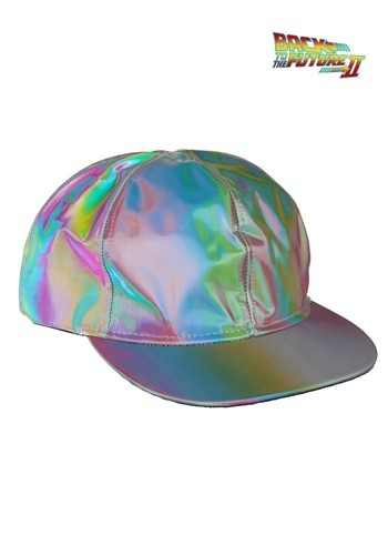 marty mcfly cap