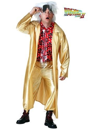 doc brown 2015 costume