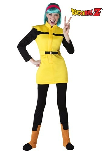 Dragon Ball Z Adult Bulma Costume - $59.99