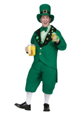 Pub Crawl Leprechaun Adult Costume