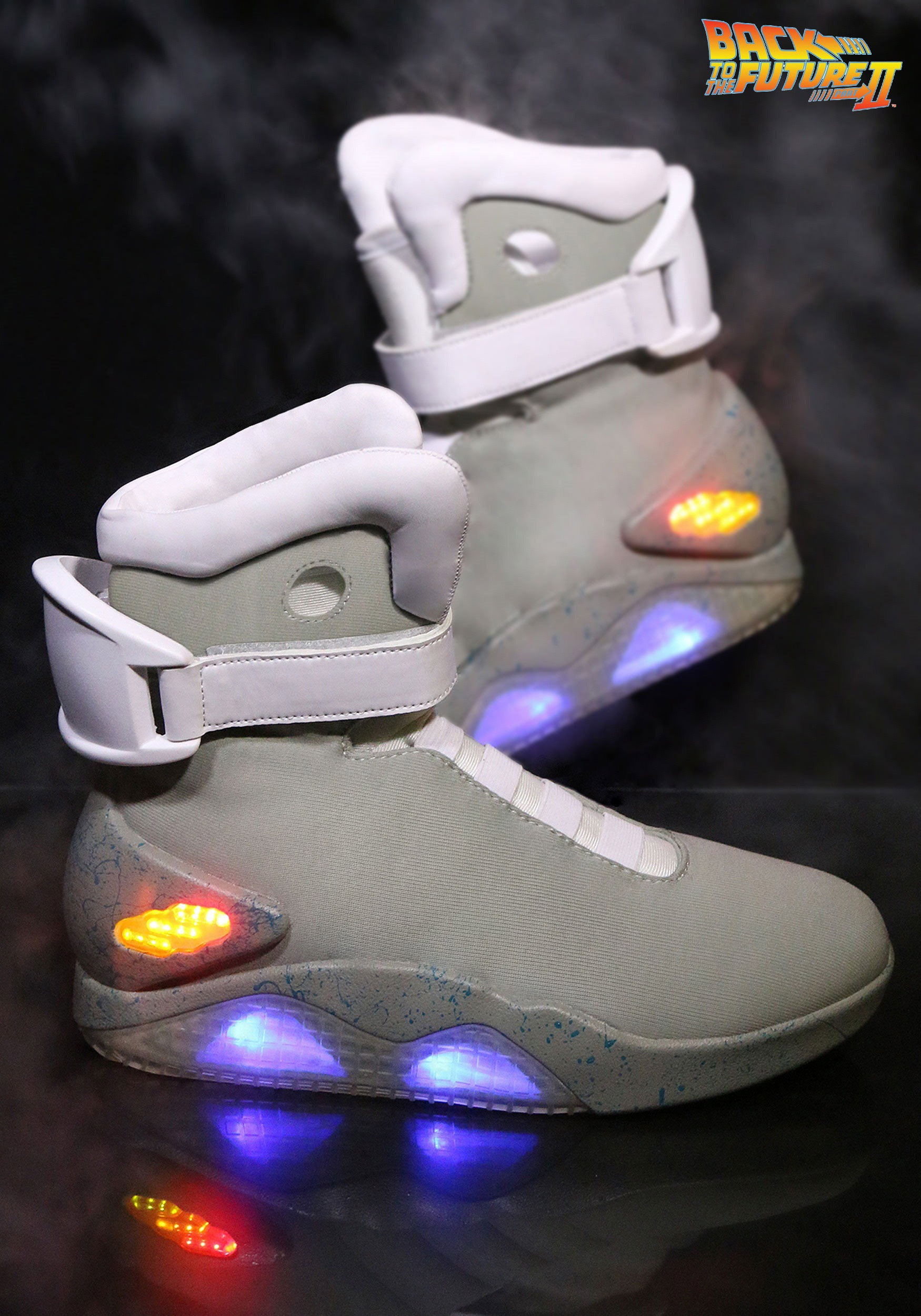 Back Future 2 Light Shoes