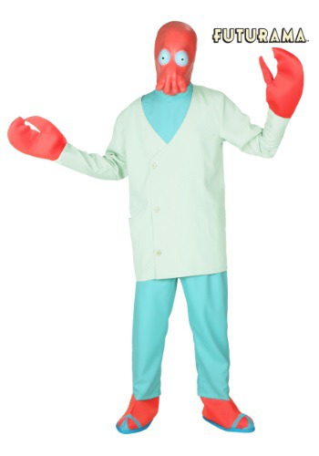 Futurama Dr Zoidberg costume