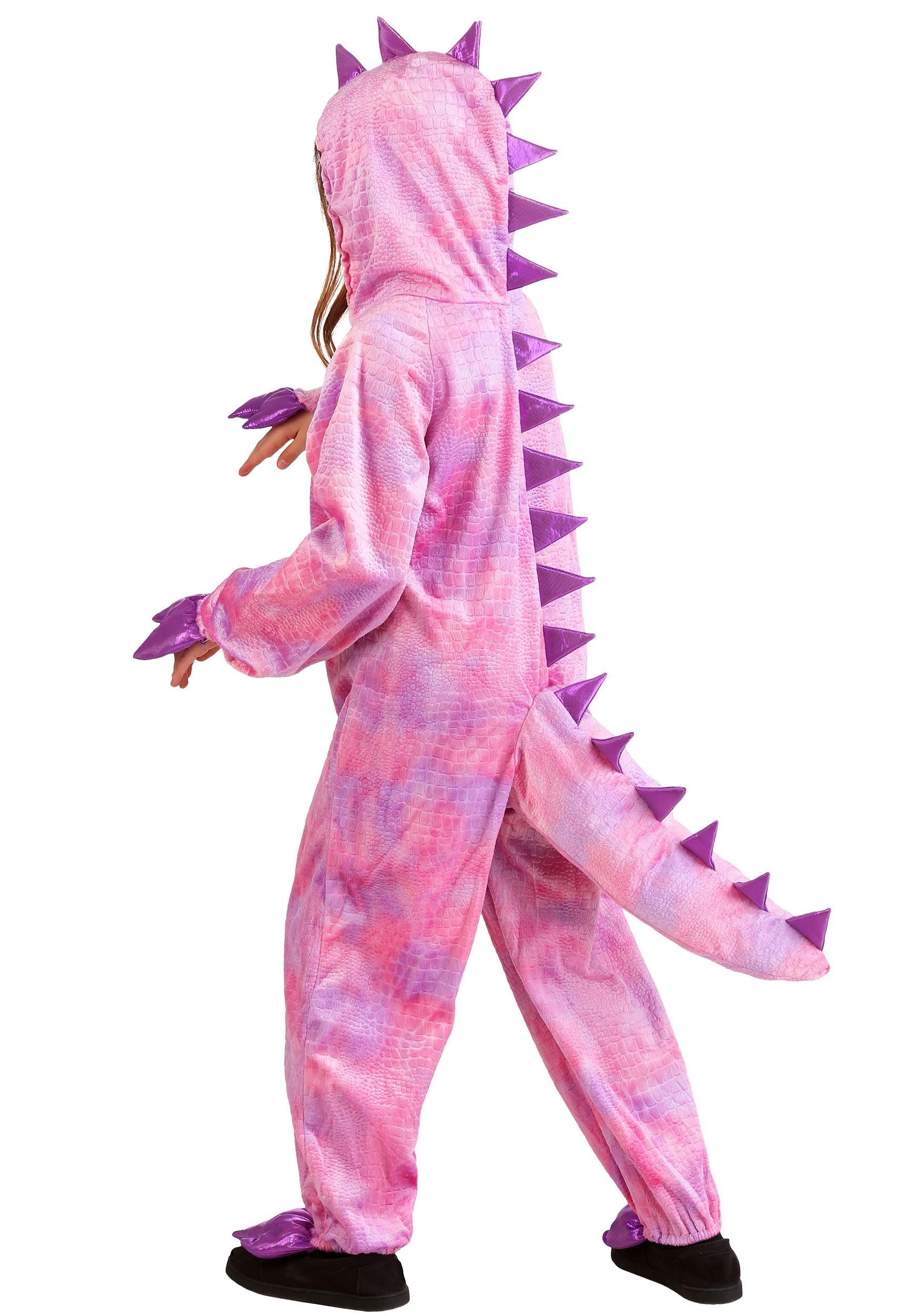 Tilly The T Rex Girls Dinosaur Costume