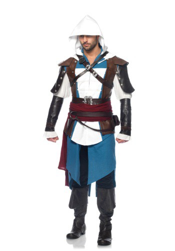 Assassins Creed Edward Kenway Deluxe Costume