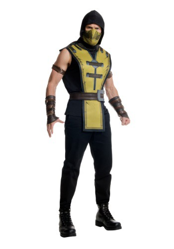 Sub zero adult costume