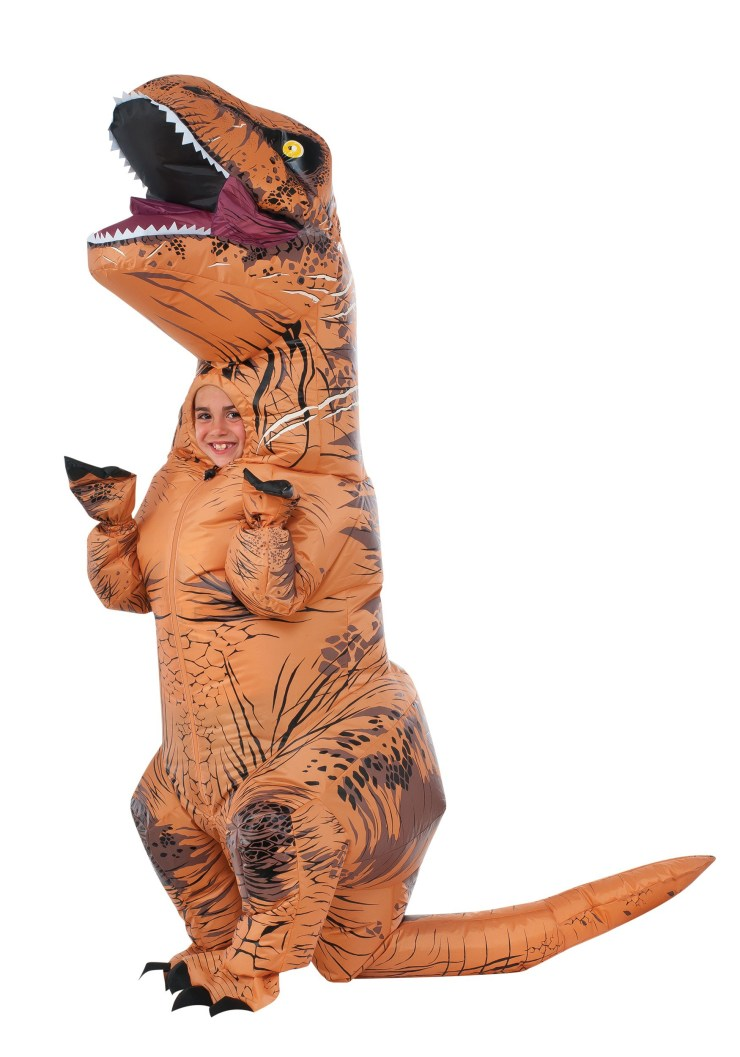 Image result for t rex costume