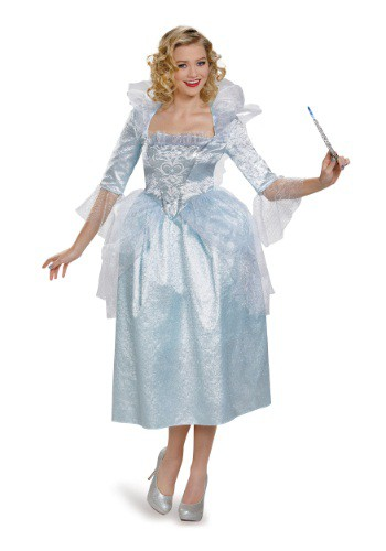 Women's Cinderella Fairy Godmother Costume