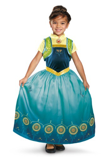 frozen fever costume anna