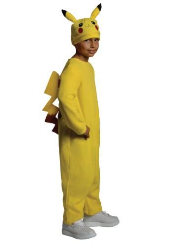 Kid's Deluxe Pikachu Costume - $39.99