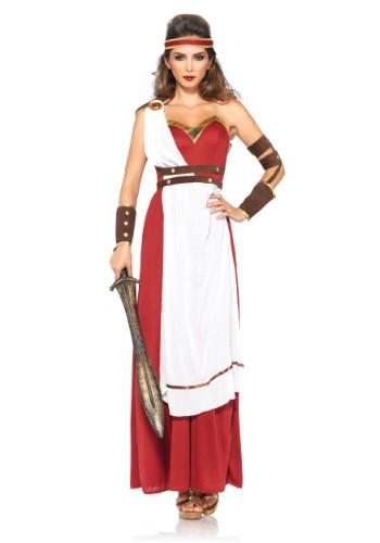 Women's Spartan Goddess Costume - $44.99
