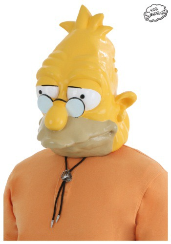 Grandpa Simpson Mask - $34.99