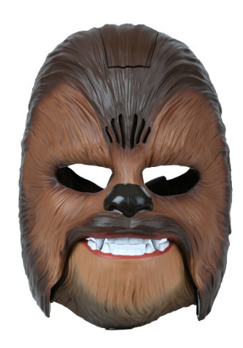 Star Wars 7 Costumes chewbacca electronic mask