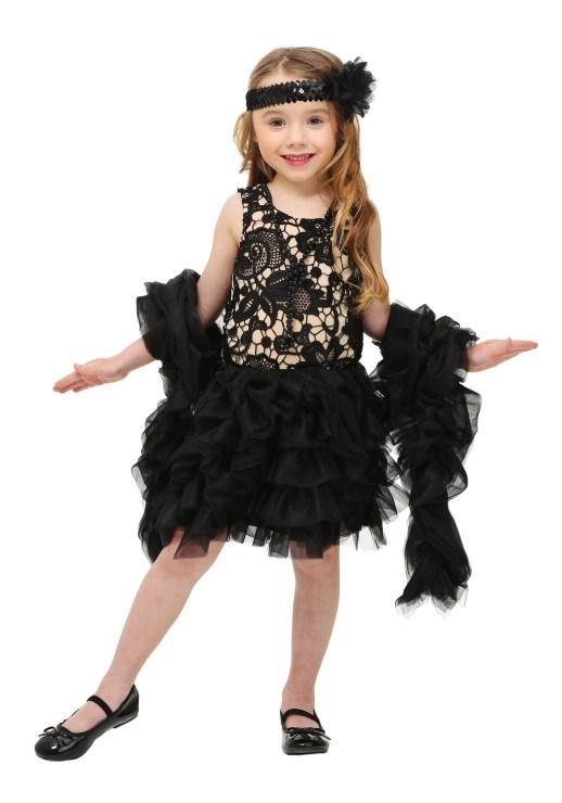 flapper girl costume