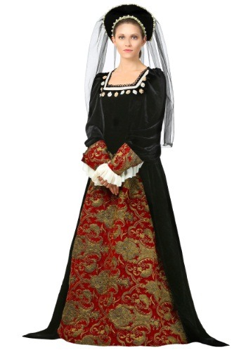 Women's Anne Boleyn Costume