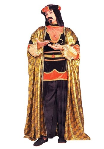 International costumes for couples - Adult Sultan Costume