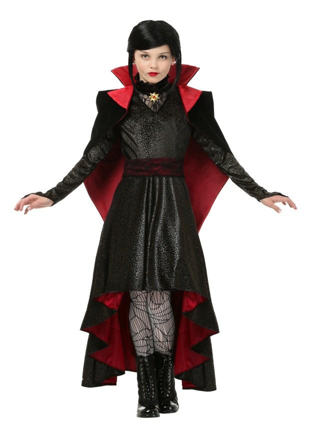 Halloween Costumes Vampire for Girls