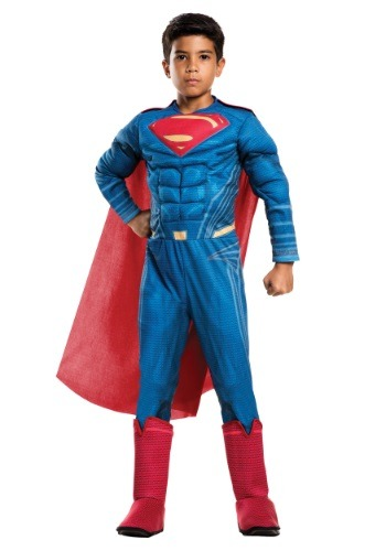 Child Dawn of Justice Superman Costume - $39.99