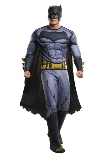 Batman V Superman Dawn of Justice costumes - Batman v Superman Dawn of Justice Batman Costume - $54.99